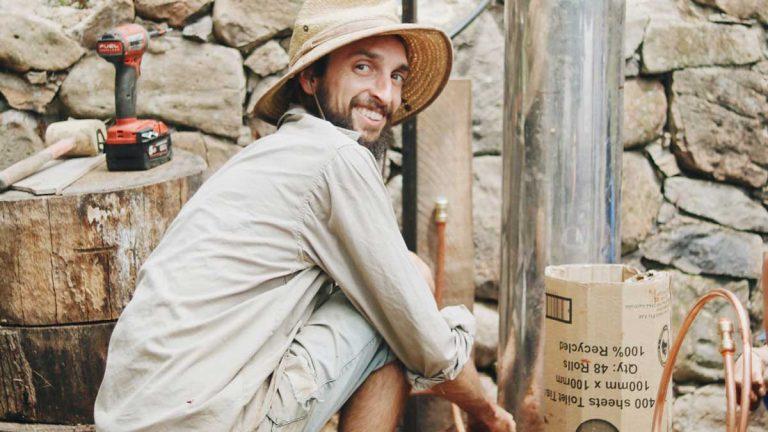 FFPA Winner: Living in an off-grid cabin